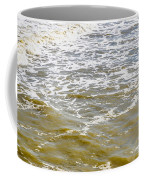 Sand Beach And Wave 4 Coffee Mug