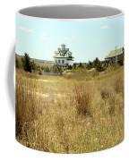Sand Beach House Coffee Mug