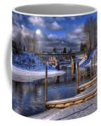 Sand Creek Winter Coffee Mug