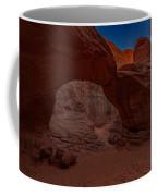 Sand Dune Arch II Coffee Mug