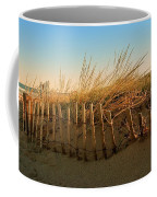 Sand Dune In Late September - Jersey Shore Coffee Mug