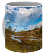 Sand Dunes In Indiana Coffee Mug