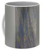 Sand Patterns At Moeraki Coffee Mug