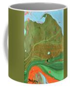 Sand Storm Comes Coffee Mug