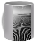 Sandbar Patterns Coffee Mug