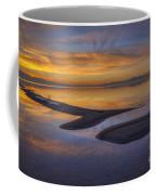 Sandbar Sunset Coffee Mug