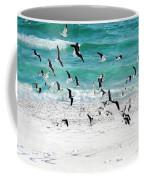 Sandestin Seagulls B Coffee Mug