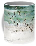 Sandestin Seagulls D Coffee Mug
