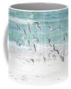 Sandestin Seagulls E Coffee Mug