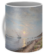 Sandhamn In The Sunset Coffee Mug