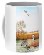 Sandhill Cranes-jp3160 Coffee Mug