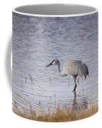 Sandhill On The Shore Coffee Mug