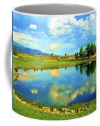 Sandia Golf Club Hole #14 Coffee Mug