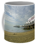 Sandown Pier Coffee Mug