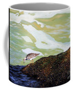 Sandpiper At Ponce Inlet Coffee Mug