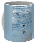 Sandpiper On The Beach Coffee Mug