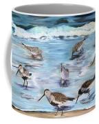 Sandpiper Party Coffee Mug