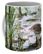 Sandpiper Perched Coffee Mug