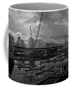 Sandpoint Marina And Byway Coffee Mug