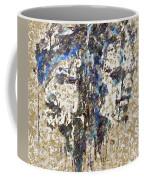 Sandsey Beaches Fragmented Coffee Mug