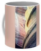 Sandstone Curve. Coffee Mug