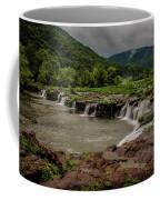 Sandstone Falls Coffee Mug