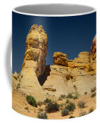Sandstone Fortress Valley Of Fire Coffee Mug