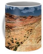 Sandstone Landscape Valley Of Fire Coffee Mug