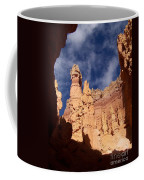 Sandstone Sculpture Coffee Mug