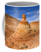 Sandstone Tent Rock Coffee Mug