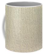Sandy Beach Detail Lined Texture Background Coffee Mug