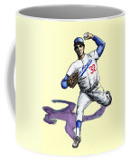 Sandy Koufax Coffee Mug