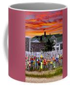Sandy Neck Sunset Coffee Mug
