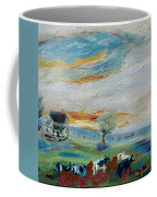 Sandy Ridge Cattle Coffee Mug