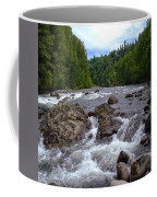 Sandy River Coffee Mug