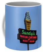 Sandys Frozen Custard - Austin Coffee Mug