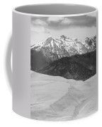 Sangre De Cristo Mountains And The Great Sand Dunes Bw V Coffee Mug by James BO  Insogna