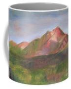 Sangres I Coffee Mug