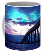 Sanibel Causeway Bridge Coffee Mug