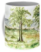 Sanibel Shores Sketch Coffee Mug