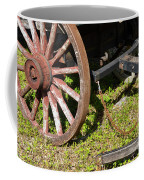 Sanibel Village Wagon Wheels Coffee Mug