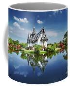 Sanphet Prasat Palace, Thailand Coffee Mug
