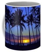 Sans Souci Sunset Waikiki Coffee Mug