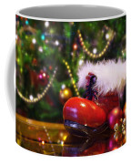 Santa-claus Boot Coffee Mug by Carlos Caetano