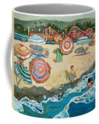 Santa Cruz Beach Boardwalk Coffee Mug