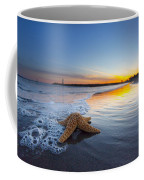 Santa Cruz Starfish Coffee Mug