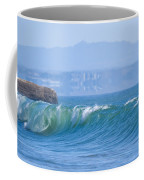 Santa Cruz Surf Coffee Mug