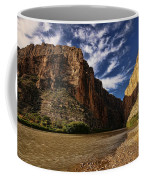 Santa Elena Canyon 1 Coffee Mug