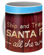 Santa Fe All The Way Coffee Mug