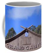 Santa Fe At The Grand Canyon Coffee Mug